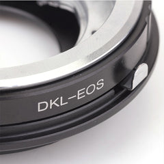 DKL-Canon EOS GE-1 AF Confirm Adapter - Pixco