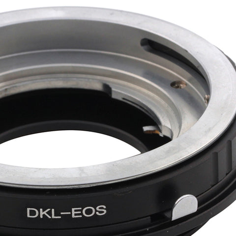 DKL-Canon EOS AF-3 Confirm Adapter - Pixco - Provide Professional Photographic Equipment Accessories
