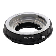 DKL-Canon EOS AF-3 Confirm Adapter - Pixco
