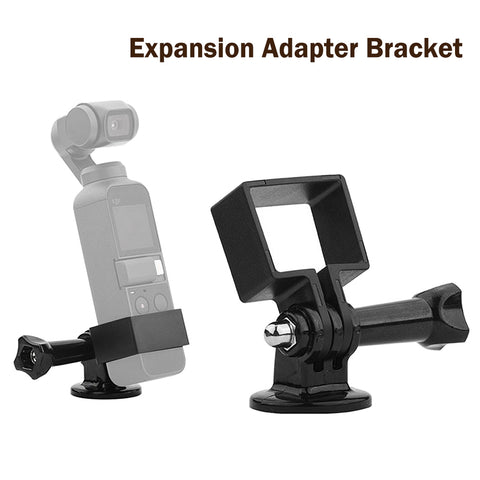 Expansion Adapter Bracket For DJI Osmo Pocket - Pixco - Provide Professional Photographic Equipment Accessories