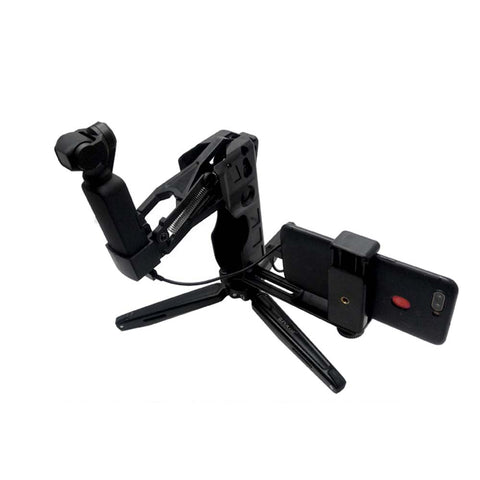 Handheld Shock Absorber Bracket for DJI Osmo Pocket - Pixco - Provide Professional Photographic Equipment Accessories