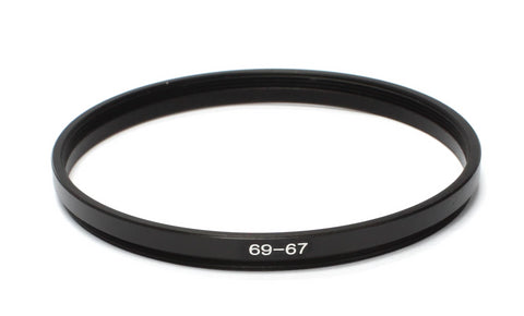 69mm Series Step Down Ring - Pixco - Provide Professional Photographic Equipment Accessories
