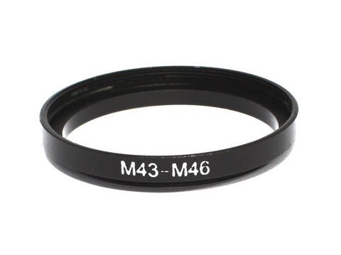 43mm Series Step Up Ring - Pixco