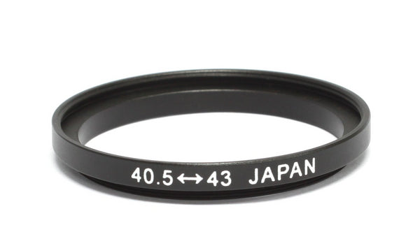 40.5mm Series Step Up Ring
