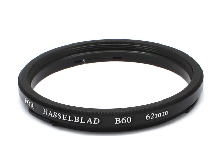 Hasselblad HB 60-67mm Step Up Ring Filter Adapter 60mm Bayonet lens to 67mm