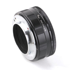 M42-Micro 4/3 Macro Focusing Helicoid Adapter - Pixco