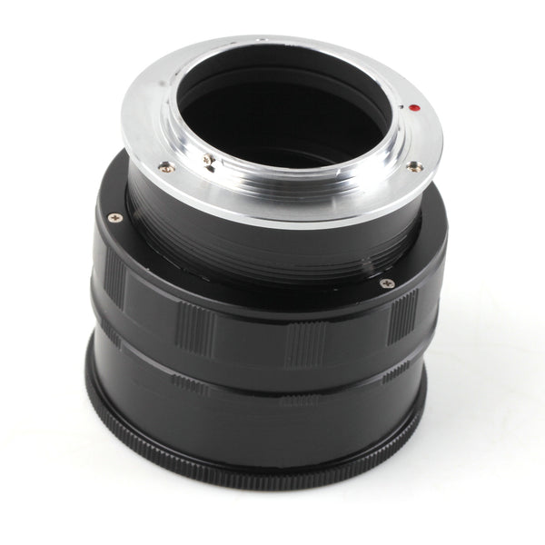 M42-Micro 4/3 Macro Focusing Helicoid Adapter
