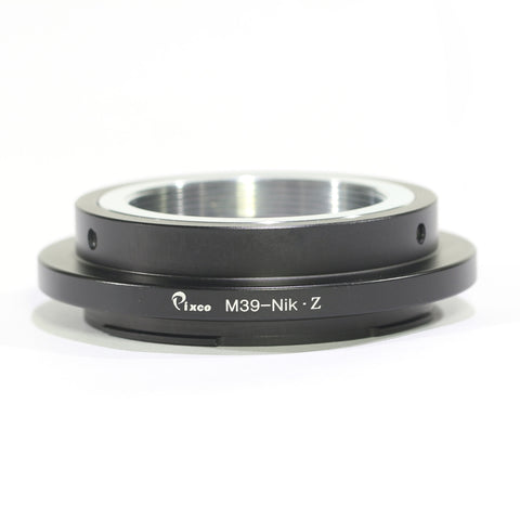 M39/L39 -Nikon Z Adapter - Pixco - Provide Professional Photographic Equipment Accessories