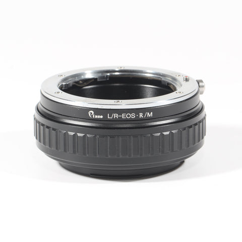 Leica R-Canon EOS R Macro Focusing Helicoid Adapter - Pixco - Provide Professional Photographic Equipment Accessories