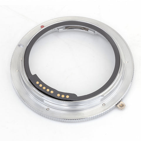 Leica R-Canon EOS GE-1 AF Confirm Adapter - Pixco