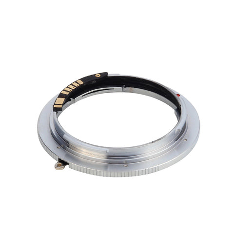 Leica R-Canon EOS EMF AF Confirm Adapter - Pixco - Provide Professional Photographic Equipment Accessories