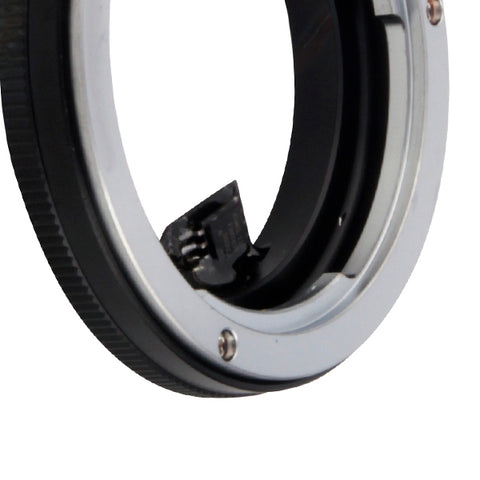 Leica R-Olympus4/3  AF Confirm Adapter - Pixco - Provide Professional Photographic Equipment Accessories