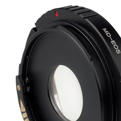 Minolta MD-Canon EOS EMF AF Confirm Adapter - Pixco - Provide Professional Photographic Equipment Accessories