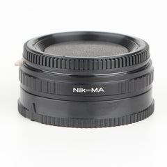 Nikon-Sony Alpha Minolta MA AF Confirm Adapter - Pixco - Provide Professional Photographic Equipment Accessories