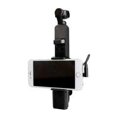 One-Handed Handheld for DJI OSMO Pocket Camera (For Apple iPhone) - Pixco