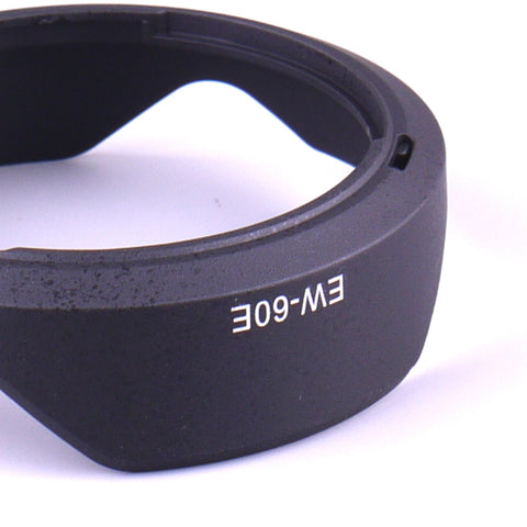 EW-60E Lens Hood - Pixco - Provide Professional Photographic Equipment Accessories