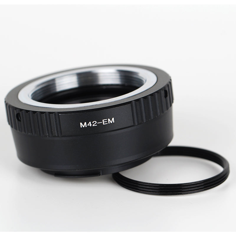 Leica M39-Canon EOS M Speed Booster Focal Reducer Adapter - Pixco - Provide Professional Photographic Equipment Accessories