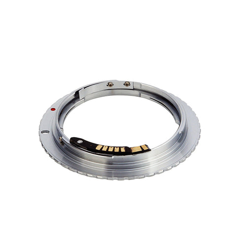 Pentax-Canon EOS EMF AF Confirm Adapter - Pixco