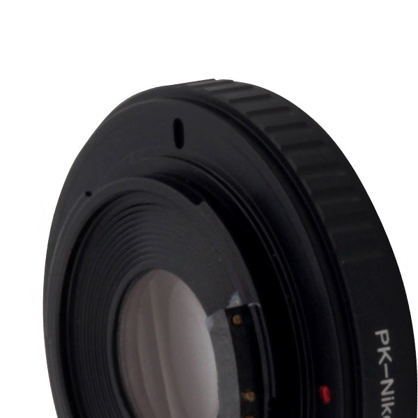 Pentax-Nikon AF Confirm Adapter - Pixco - Provide Professional Photographic Equipment Accessories