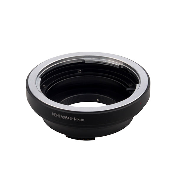 Pentax645-Nikon AF Confirm Adapter - Pixco - Provide Professional Photographic Equipment Accessories