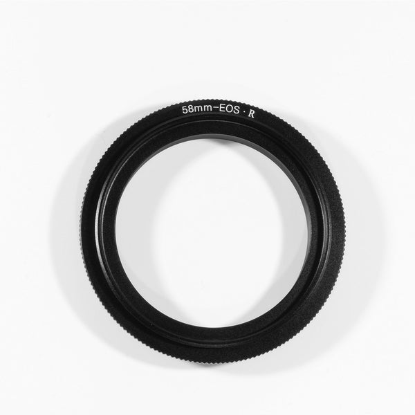 58mm Macro Reverse Ring For Canon EOS R - Pixco