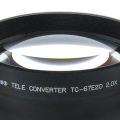 7mm 2.0X Magnification Telephoto Tele Converter Lens - Pixco