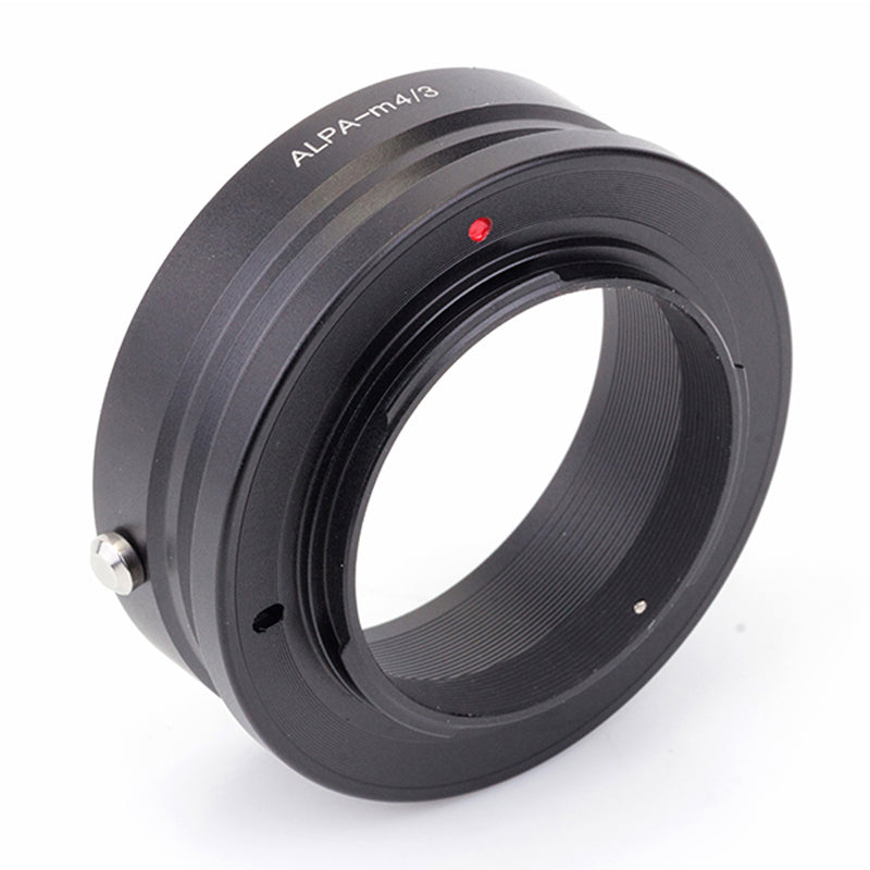 Alpa-Micro 4/3 Adapter - Pixco - Provide Professional Photographic Equipment Accessories