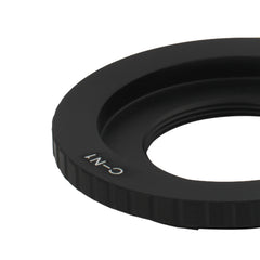 C-Mount-Nikon 1 Adapter - Pixco