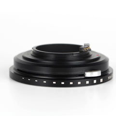 CTX645-Nikon Built-In Aperture Control Dial AF Confirm Adapter - Pixco