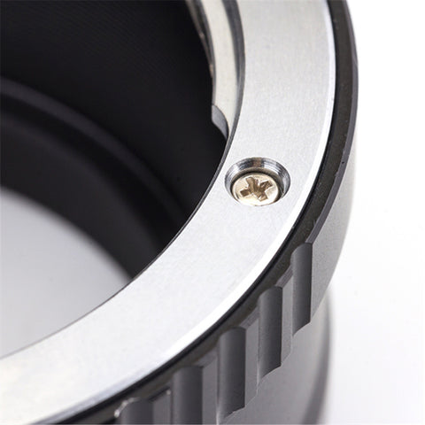 Contax-NEX Adapter - Pixco - Provide Professional Photographic Equipment Accessories