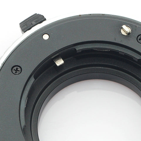 Contax G-Nikon 1 Adapter - Pixco - Provide Professional Photographic Equipment Accessories