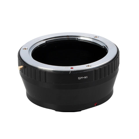 Contax CY-Nikon 1 Adapter - Pixco - Provide Professional Photographic Equipment Accessories