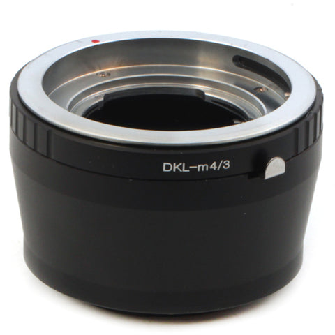DKL-Micro 4/3 Adapter - Pixco - Provide Professional Photographic Equipment Accessories