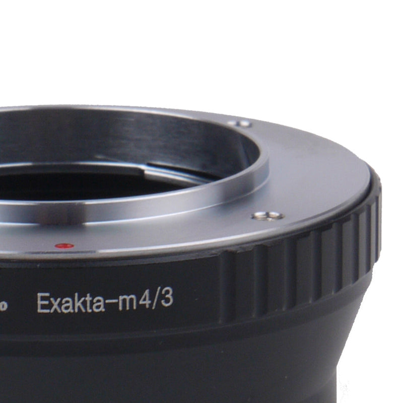 Exakta-Micro 4/3 Adapter - Pixco - Provide Professional Photographic Equipment Accessories