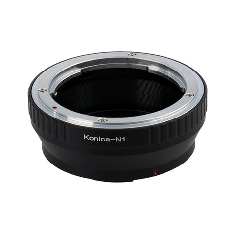 Konica-Nikon 1 Adapter - Pixco - Provide Professional Photographic Equipment Accessories