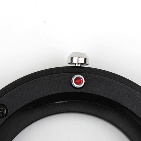 Leica M-Micro 4/3 Adapter Black