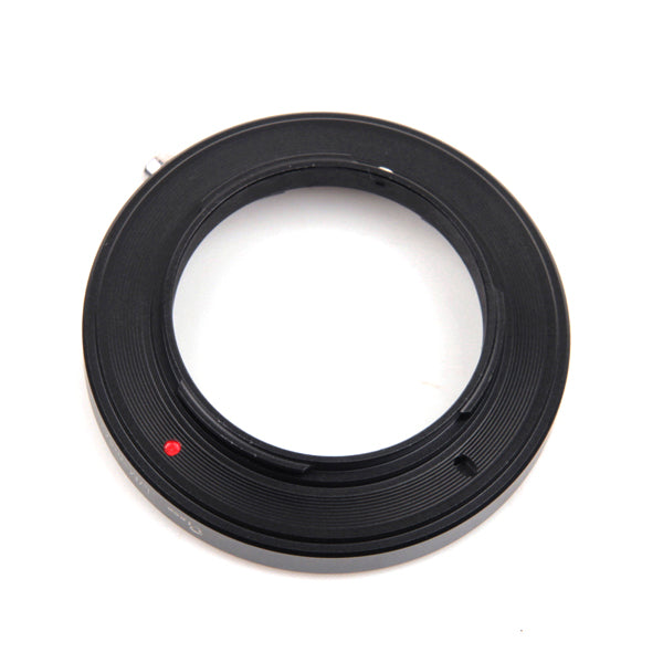 Leica M-Micro 4/3 Adapter Black - Pixco - Provide Professional Photographic Equipment Accessories