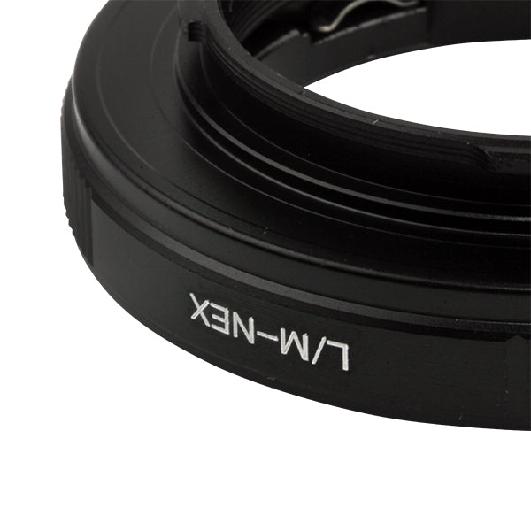Leica M-Sony NEX Adapter Black - Pixco - Provide Professional Photographic Equipment Accessories