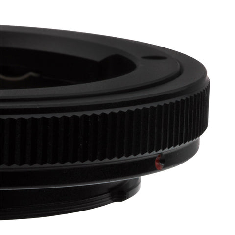 Leica M-Sony NEX Adapter Black