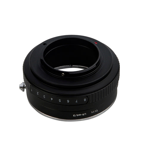 Leica R-Micro 4/3 Tilt Adapter - Pixco - Provide Professional Photographic Equipment Accessories