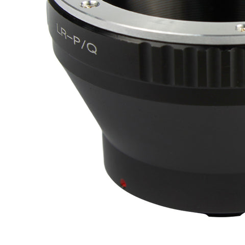 Leica R-Pentax Q Tripod Adapter - Pixco - Provide Professional Photographic Equipment Accessories