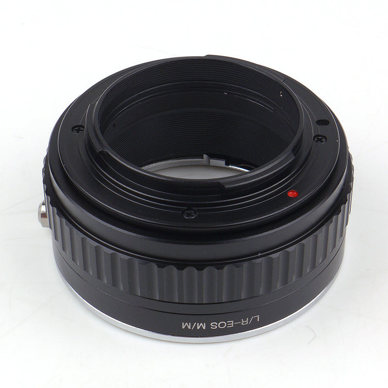 Leica R-Canon EOS M Macro Focusing Helicoid Adapter - Pixco - Provide Professional Photographic Equipment Accessories