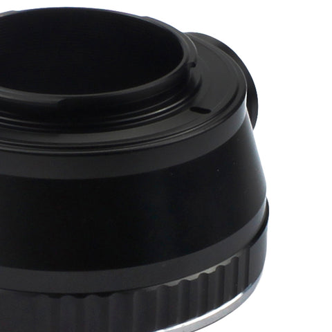 Leica R-Nikon 1 Tripod Adapter - Pixco - Provide Professional Photographic Equipment Accessories