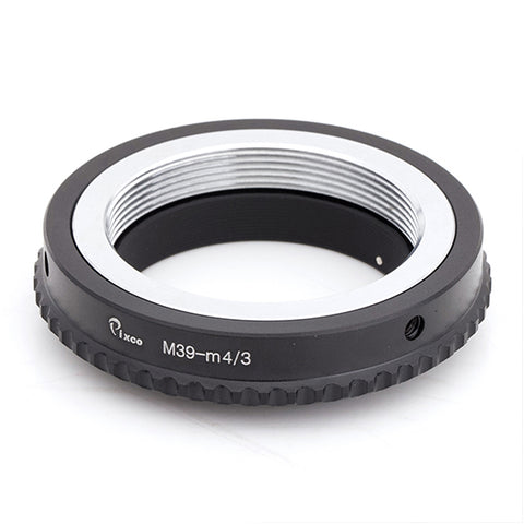 M39-Micro 4/3 Adapter - Pixco - Provide Professional Photographic Equipment Accessories