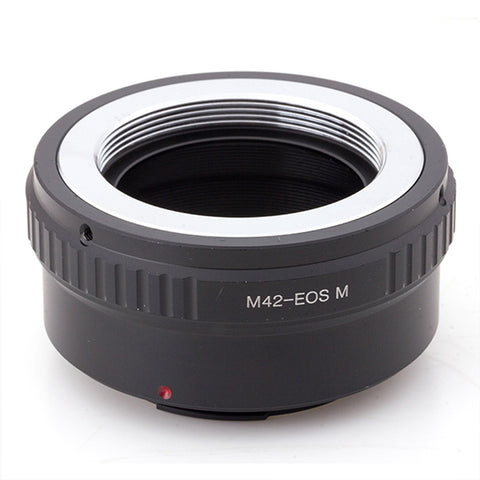 M42-Canon EOS M Adapter - Pixco - Provide Professional Photographic Equipment Accessories