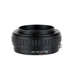 Canon EF-Nikon Z Macro Focusing Helicoid Adapter - Pixco - Provide Professional Photographic Equipment Accessories