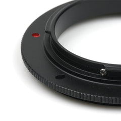 Macro Reverse Ring For Canon EOS M - Pixco