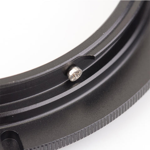 Macro Reverse Ring For Canon EOS - Pixco