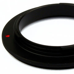 Macro Reverse Ring For Fujifilm FX - Pixco