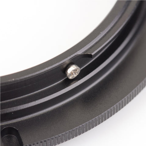 Macro Reverse Ring For Nikon F - Pixco